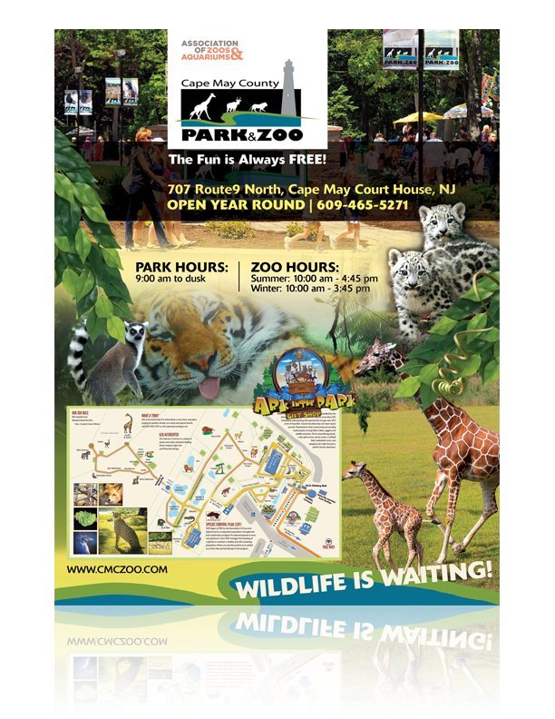 Print Ads Zoo