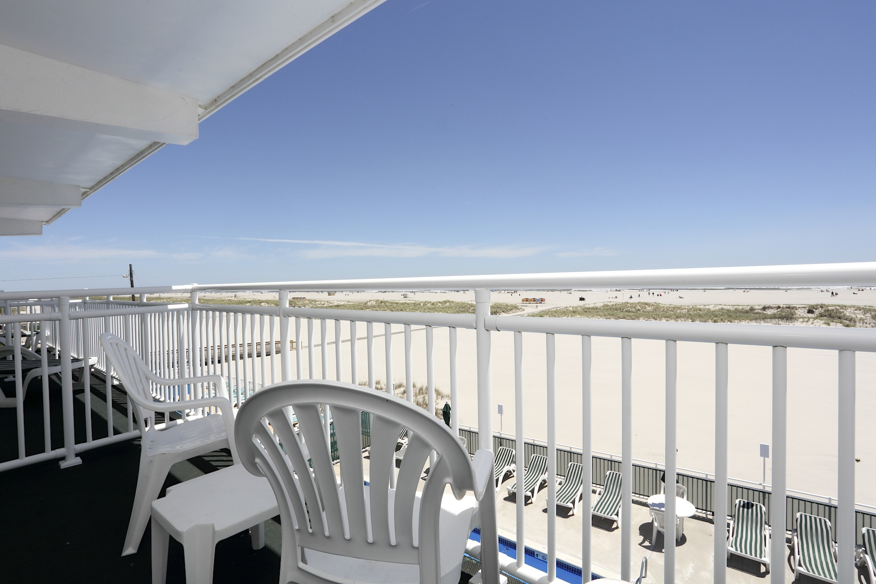 Ocean Front Rooms in Wildwood Crest