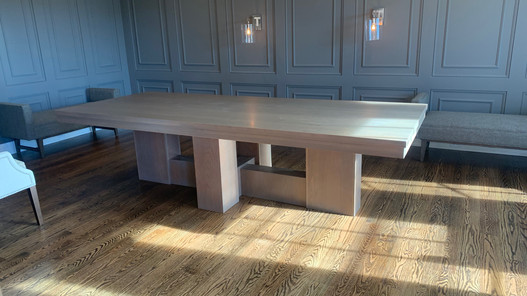 Rescue Woodworks Modern Table