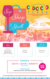 Doo Wildwood SipShopStroll Poster 2019.j