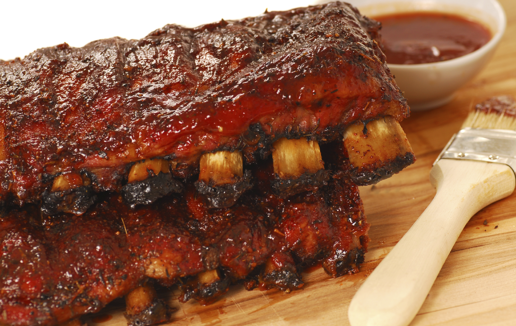 Famous Barbecue Ribs