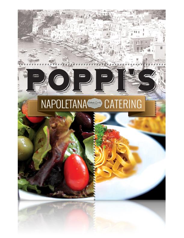Print Ads poppis menu