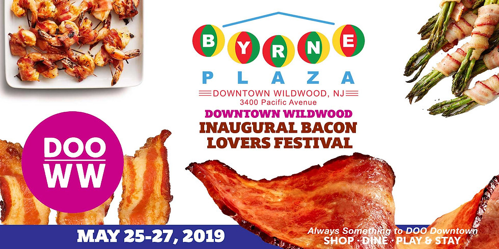 Downtown Wildwood Bacon Lovers Festival