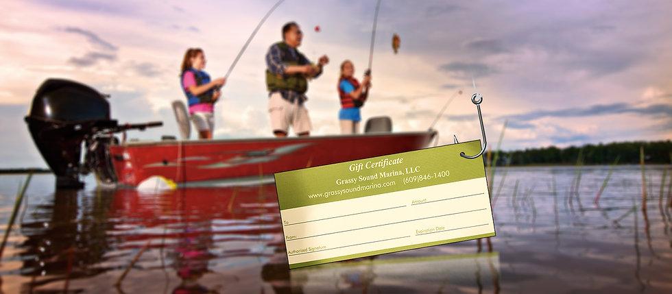 Boat Slips |Grassy Sound Marina Fishing Pier