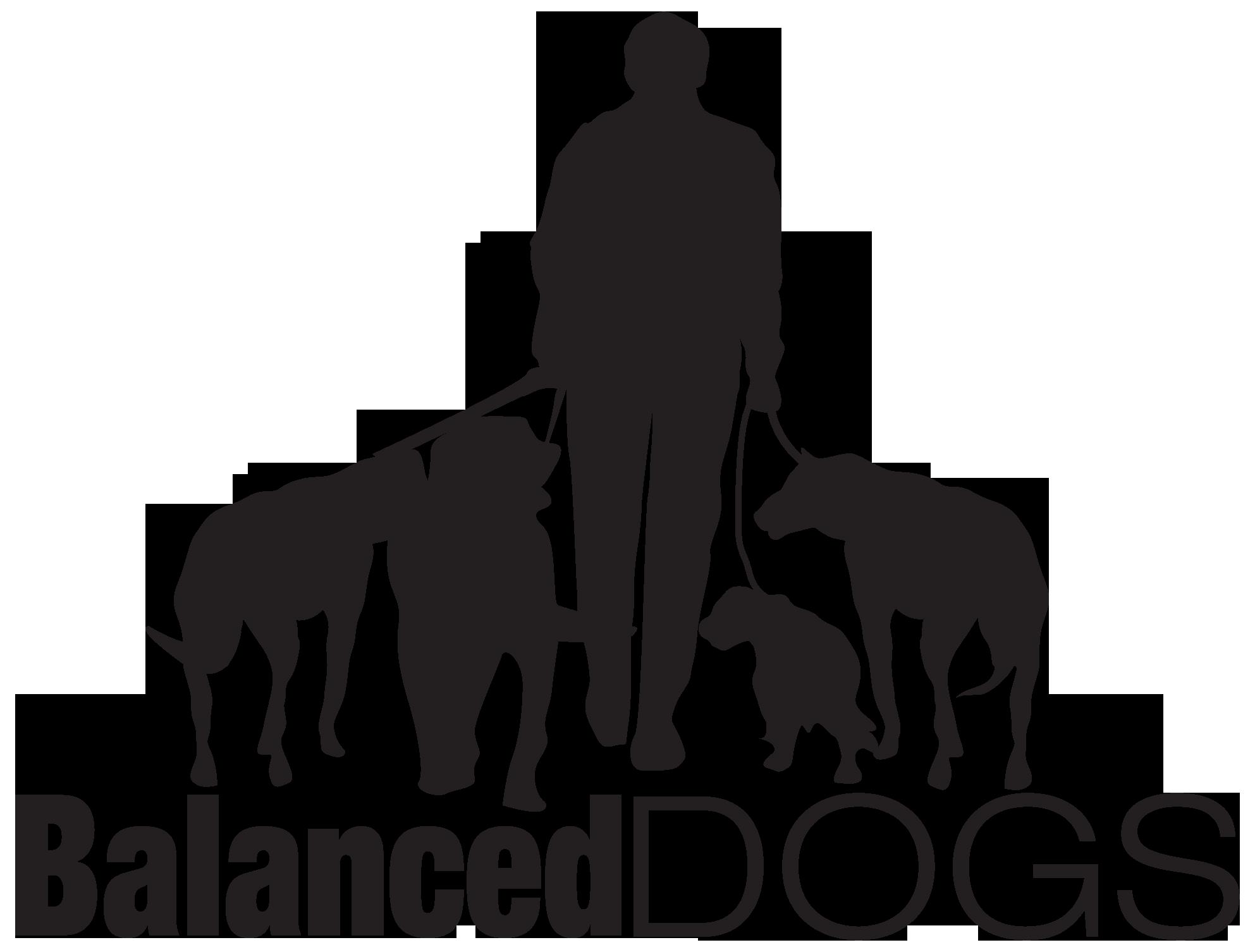 BalancedDogs LogoBlk