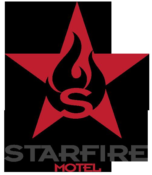 Starfire Motel Logo