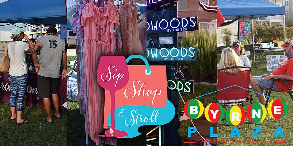 Sip, Shop & Stroll