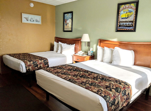 Type B - Motel Room