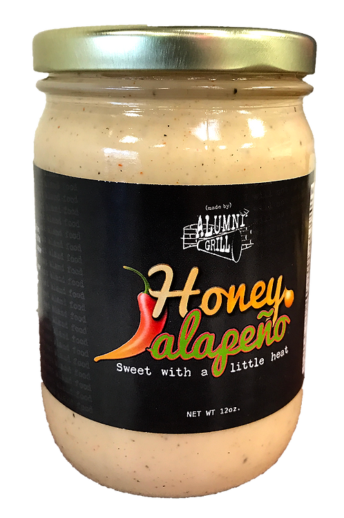 Honey Jalapeno Sauce