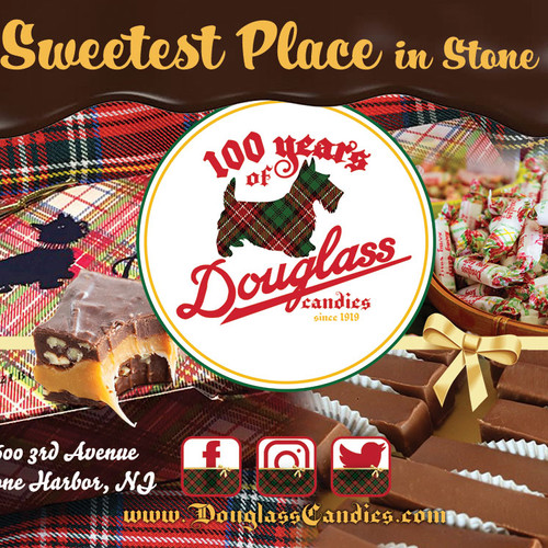 Douglass Fudge magazine ad