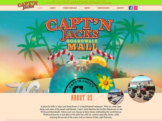 Captn Jacks Island Grill