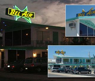 The Bel Air Motel