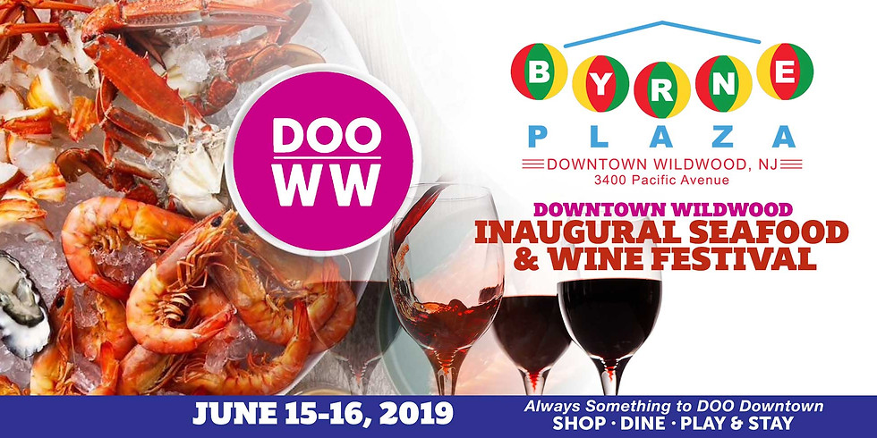Downtown Wildwood Seafood and Wine Festival