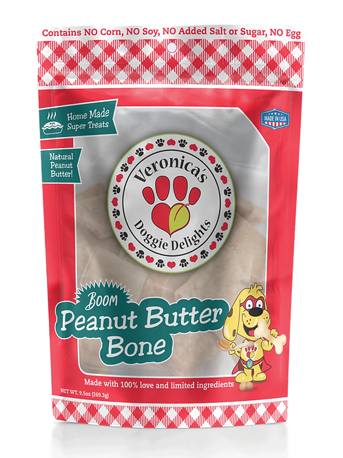 Peanut Butter Bone