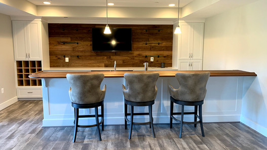 Rescue Woodworks Bar
