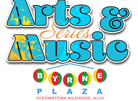 Downtown Wildwood Announces Summer of 2020 Arts & Music Series!