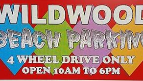 Wildwood Beach Parking