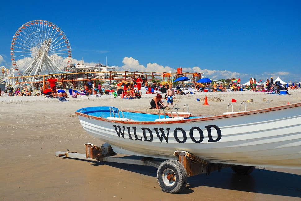 Wildwood NJ Hotel Reservations