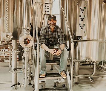 Brewmaster Tony Cunha