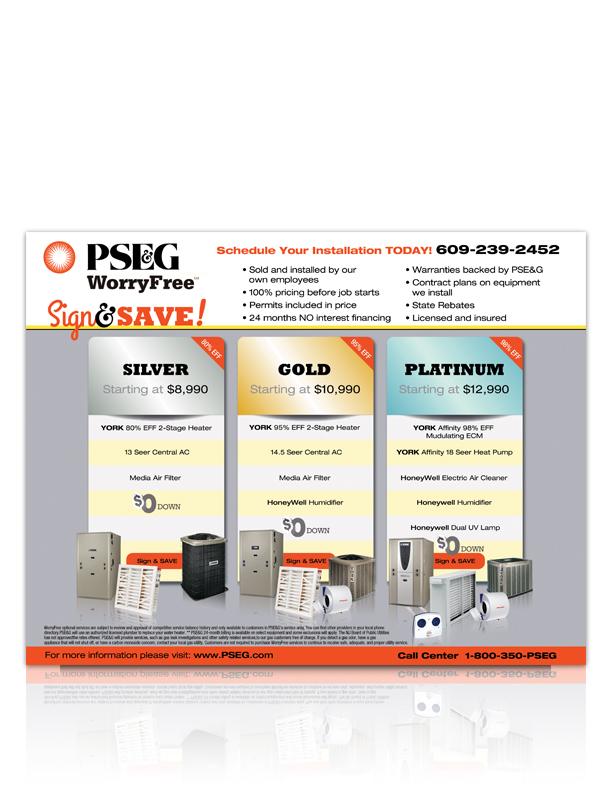 Print Ads pseg