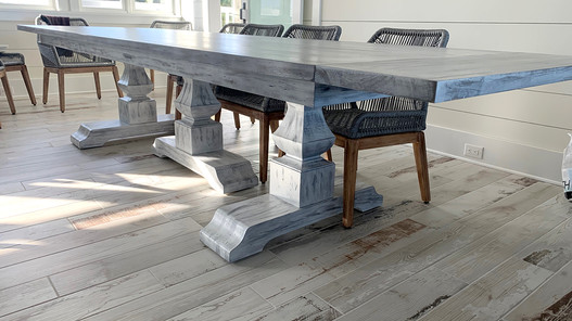 Rescue Woodworks Table