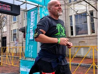 Charlotte's (HILLS) marathon #39