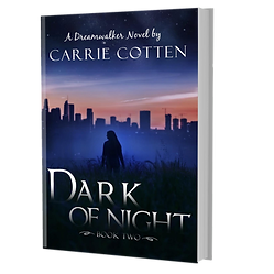 author carrie cotten gripping Christian