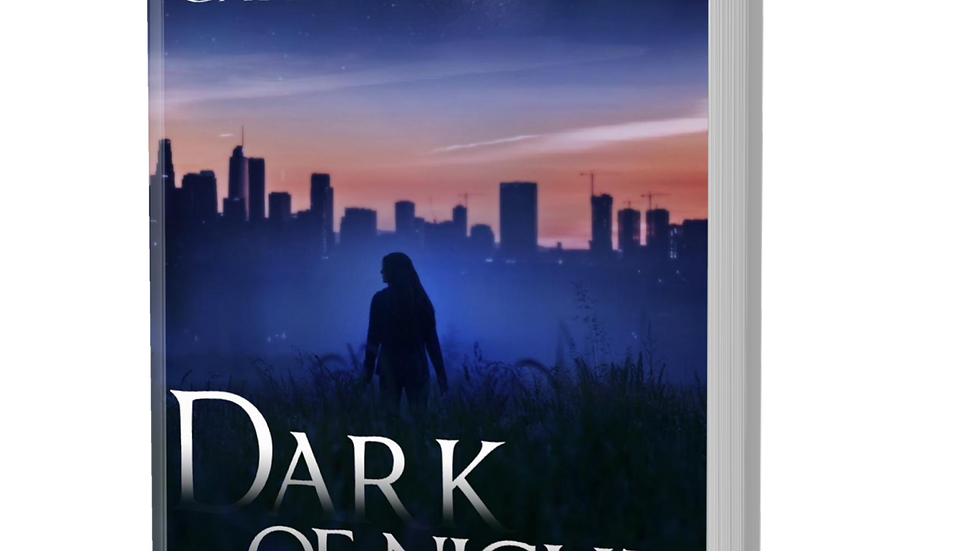 Dark of Night: A Dreamwalker Novel - Free inscription, shipping and book swag