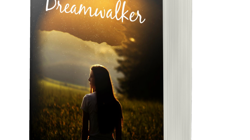 Dreamwalker; Autographed Copy (Free Shipping)