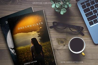 Dreamwalker carrie cotten book release b