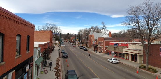 BERTHOUD DOWNTOWN