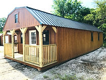 Lofted Cabins