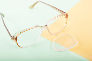 replacement of lenses to improve vision,