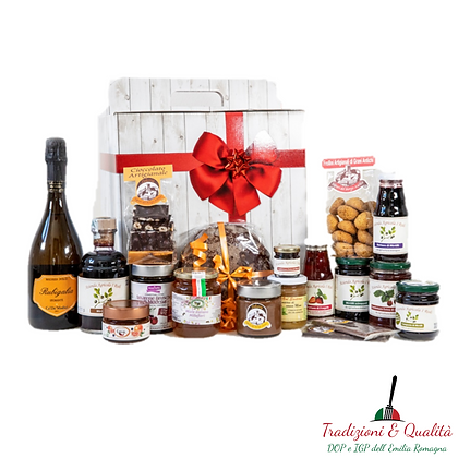 """Silver """"Dolcezze"""" Gift Box"""