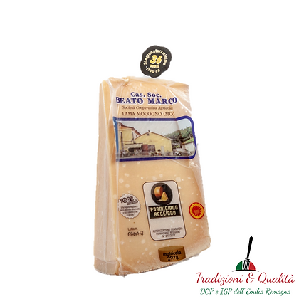 Parmigiano Reggiano Dop 36 mesi di Montagna