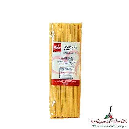 Spaghetti di Grano Duro Senatore Cappelli