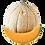 Thumbnail: Melone Mantovano I.G.P. Retato