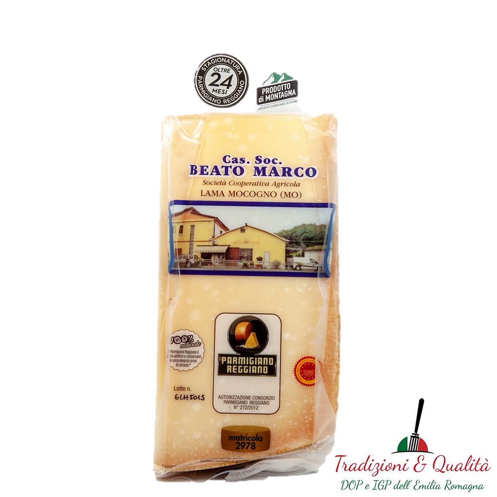 Parmigiano Reggiano Dop 24 Mesi