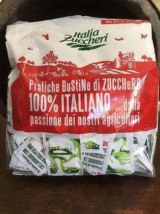 Bustine di zucchero Italiano