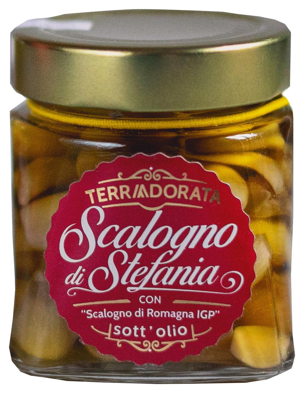 Scalogno di Romagna Igp sott'olio