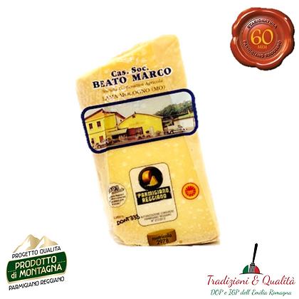 "Parmigiano Reggiano Dop ""60 Mesi"" di Montagna"
