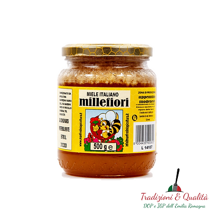 "Italian Mountain Honey ""Millefiori"""