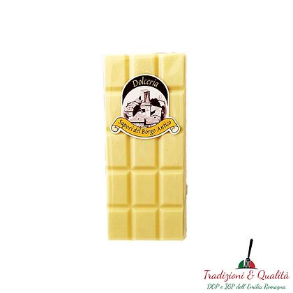 Tavoletta di Cioccolato Bianco