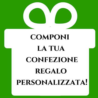 Confezione Regalo Personalizzata