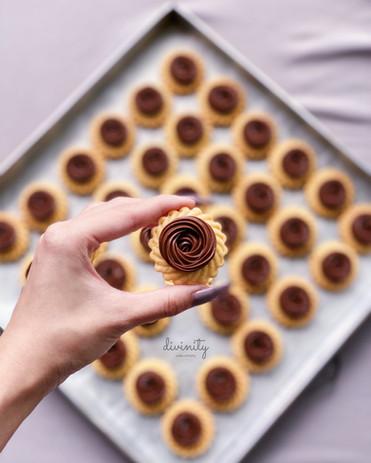 Nutella Tarts