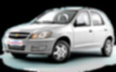 Celta - Aluguel de Carros em Cabo Frio