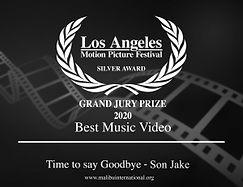 Los Angeles Motion Picture Festival Laurel
