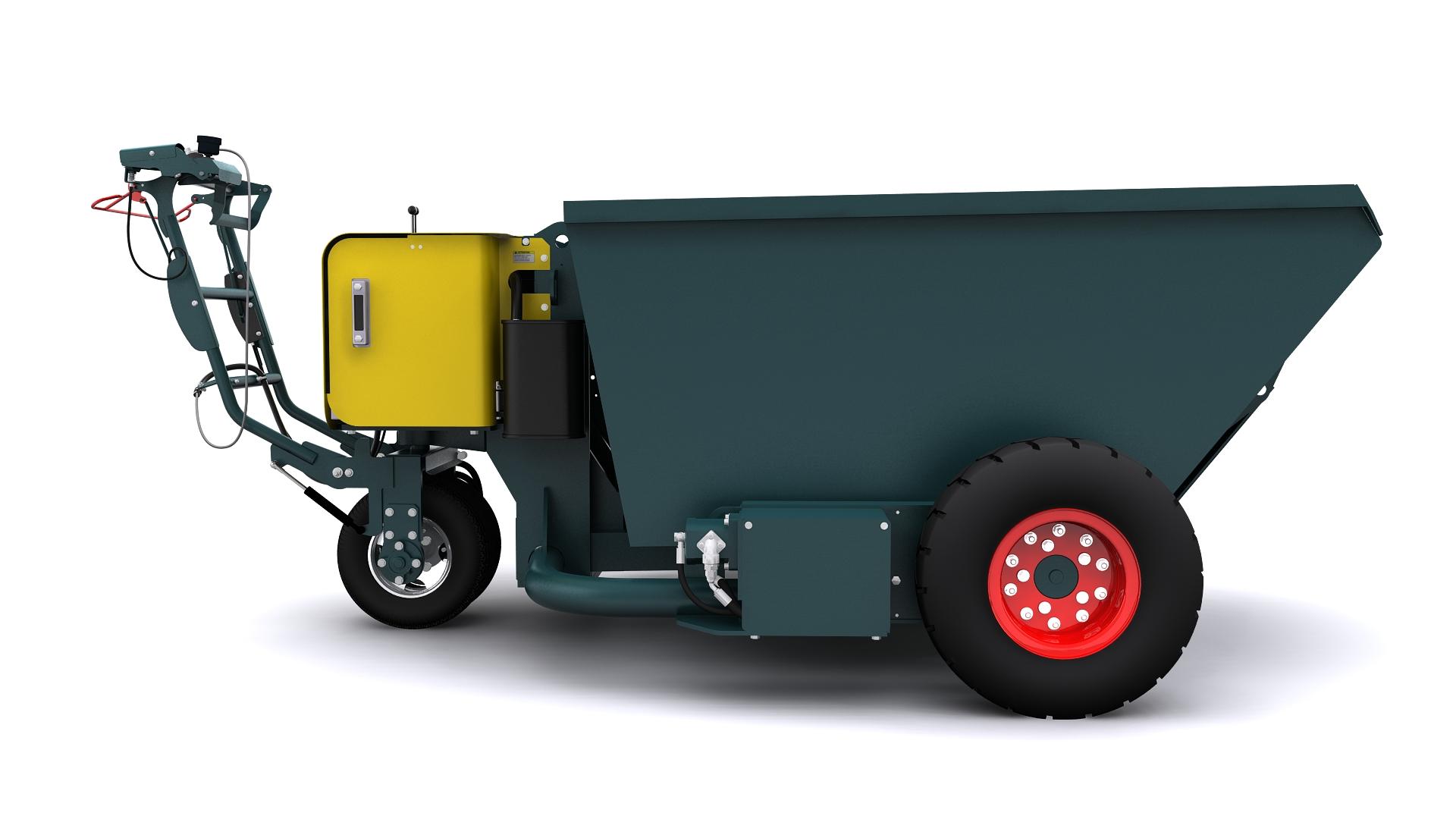 Dumper- Standard chantier B0001