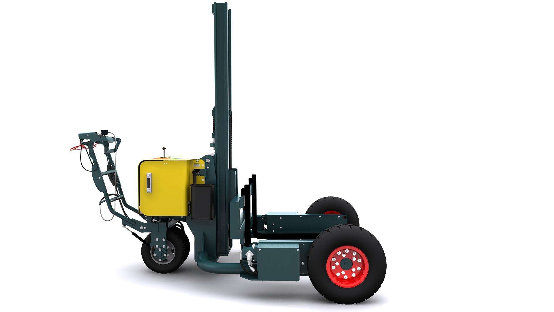 Matsimple position basse - standard chantier B0001