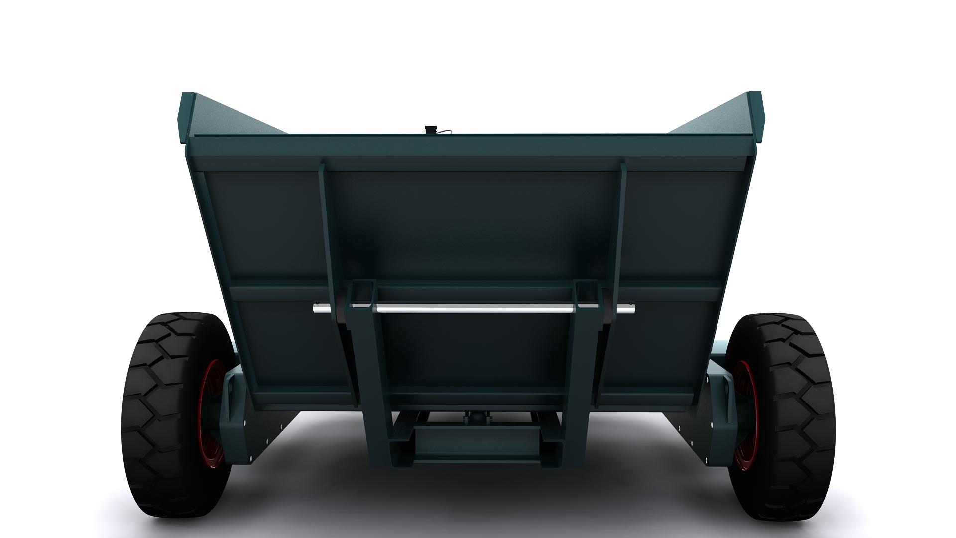 Dumper- Standard chantier B0003